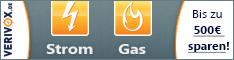 Energiekosten senken mit Verivox!